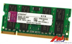Laptop DDR2 2G Kingston(800)